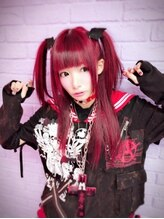 キャンディーシロップ(Candye Syrup) Dark Red Pikarin