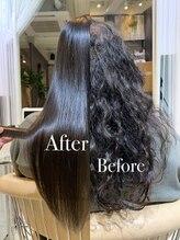 ワタイ(Watai)サミートリトメントによる髪質改善トリートメント/美髪