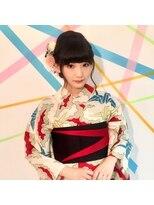スピカ(Spica*)kimonoスタイル☆浴衣☆