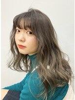 エイム ヘアメイク 横川店(eim HAIR MAKE)eimで叶える♪透明感たっぷり☆ナチュラルグラデーション