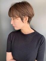 ラウンジ モリオ イケブクロ(Lounge MORIO Ikebukuro)【morio池袋】可愛くて色気のあるショートマッシュ♪