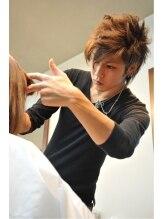 ラプト ヘアメイク(RAPT Hair make)KOMATU
