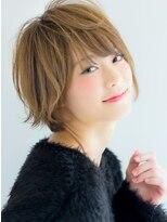 リル ヘアーデザイン(Rire hair design)【Rire-リル銀座-】エレガントショートボブ♪