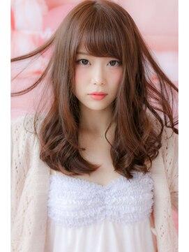 マーリャヘアー(mallia hair)malliaゆるふわセミロングID:B010115160