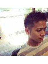 ヘアーメイク ヤマカワ(HAIR MAKE YAMAKAWA)刈り上げデザインヘアー