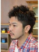 ヘアーズアンブル(hair's Amble)高野 俊
