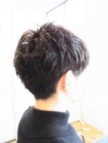 モルトン ヘアーデザイン(Molton. Hair Design)permショート☆