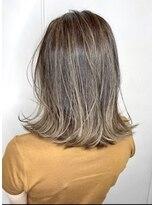 ソース ヘア アトリエ 京橋(Source hair atelier)【SOURCE】バニッシュバレイヤージュ