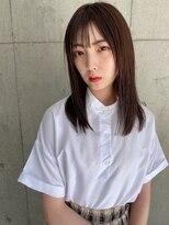 アール ヘアー デザイン(r hair design)【r hair design】カシミヤストレート