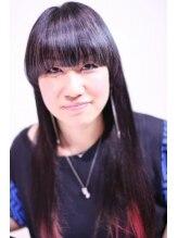 ヘアーメイク キューブ(Hair Make CUBE+)糸井 ミナ