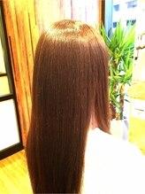 アンバー ヘアー クリエイト(Amber Hair Create)酵素ストレート 【千葉】 【千葉中央】