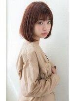 アンアミ オモテサンドウ(Un ami omotesando)【Unami】 まとまるワンカールボブ 島田梨沙
