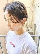 ヴィー 銀座二丁目(VIE)暗髪でもオシャレに決まるショートボブ◎【銀座/VIE/つばさ】