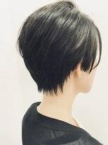 [Lita] 暗めアッシュ☆黒髪☆就活◎ビジネス◎好感度MAX☆☆☆