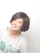 モイヘアーデザイン(moi hair design)ストリートショート