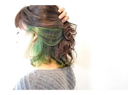 ル ジャルダン ヘアー プロデュース(Le.jardin hair produce)の写真
