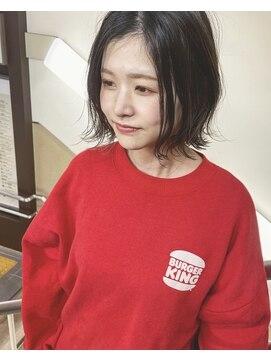 モッズヘア 仙台PARCO店(mod's hair)【奥山】スタイリングが楽なボブスタイル★