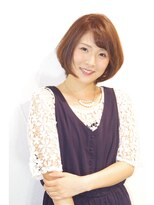 スフィーダ(SFIDA / 92co.)☆清楚女子×ナチュラルボブ×SFIDA