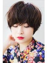 リル ヘアーデザイン(Rire hair design)【Rire-リル銀座-】エレガントショートボブ