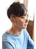 2018 SS LiL hair men's short by塩田 3