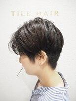 ティルヘアー(TiLL HAIR)アンニュイ×モード×大人ショート