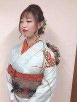 桜デコ(DECO)2020成人式