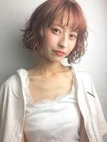 クリアーオブヘアー 栄南店(CLEAR of hair)【CLEAR】フェアリーボブstyle