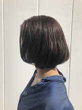 センシュアスヘアデザイン(Sensuous Hair Design)立体ボブ