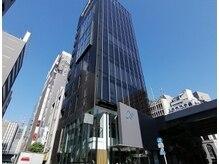 エアーギンザタワー(airGINZA tower)の雰囲気(ガラス張りの開放的な駅近ヘアサロン/カットが上手い/髪質改善)