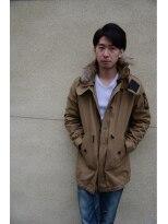 【MELCI】黒髪ワイルドミディアムショート