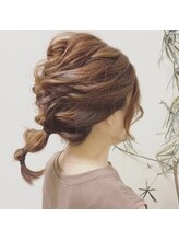 ヘアーデザイン エアージーモ(Hair design Air G mo)くねくね