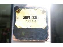 スーパーカット パスタイム 臼井店(SUPER CUT P A S TIME)の雰囲気(新しくなったお店のサインボード!)