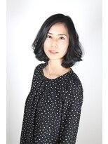 アビリティ ヘアー(ability hair)abilityhair ひし形ワンカール大人ボブ