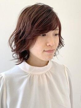 ヘアストーリー レオ(Hair Story RE:O)の写真/【高リピート率!業界最注目のヴィラロドラ】 オーガニック成分92%!色持ち・発色・手触り全てが想像以上☆