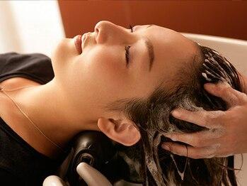 ブレッザヘアー(Brezza hair)の写真/10~70分の気分や状態に合わせて選べる豊富なスパが嬉しい★ヘアサイクルの乱れを整え健康的で美しい髪に◎