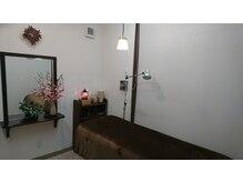 美容室ルシアの雰囲気(ゆったりとした空間、個室マツエクルーム)