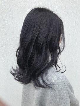 ヘアデザイン ダブル(hair design Double)アディクシーカラー赤み抹殺トーンダウン