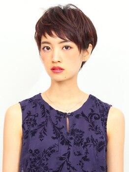アオ(AO)の写真/【薬院大通駅徒歩0分】年齢による髪ダメージを丁寧にエイジングケア◎美しい素髪でいたい大人女性に…。