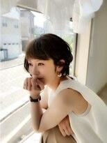 パーフェクトビューティーイチリュウ(perfect beauty ichiryu)大人かわいいショートボブ