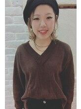 デザイン ヘアー アニス(design hair annis)飯田 早葵