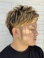 ヘアーグルーミング アイム(Hair &Grooming aim)【メンズカット】ソフトツイストスパイラル&ツーブロック