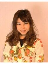 ヘアデザイン モーク(Hair Design MO KU)佐藤 野生