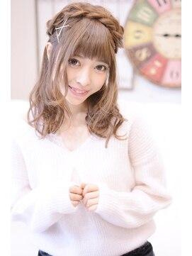 メイズ(MAZE)【メイズ東中野・鍛原志行】クラウンアレンジ