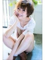 ヘアーメイクビロー タカマツ(Hair Make Billow Takamatsu)2014夏ショート