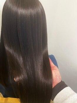 ジップ ZIPの写真/人の印象は8割髪で決まる!〈COTA〉の髪質改善トリートメントであなたに合わせた健康的な美ツヤ髪を☆