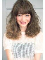《Secret~シークレット~表参道》外国人風暗髪グレーカラー 30