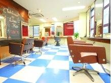 リブラヘアー 新所沢店 (Libra HAIR)の雰囲気(開放的な空間が広がります♪)
