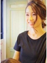ヘアーセットサロン バロック(Hairset Salon BAROQUE)高橋 舞
