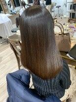 髪質改善グラストリートメント