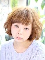 ヘアーデザイン リント(hair design Rinto)夏におすすめリラックスボブ オーガニックパーマ